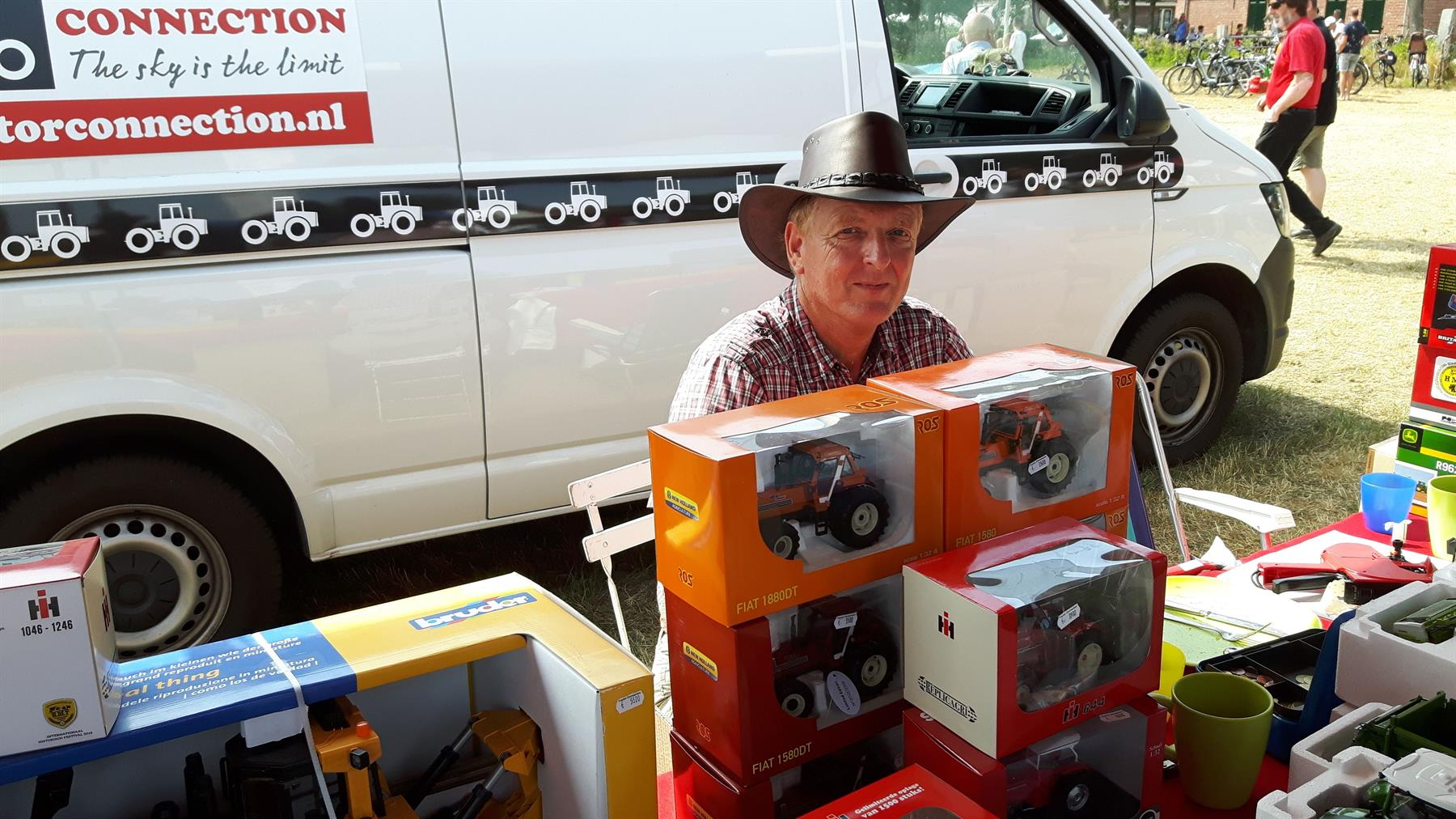 Tractor Connection Specialist In Miniaturen Amp Schaalmodellen